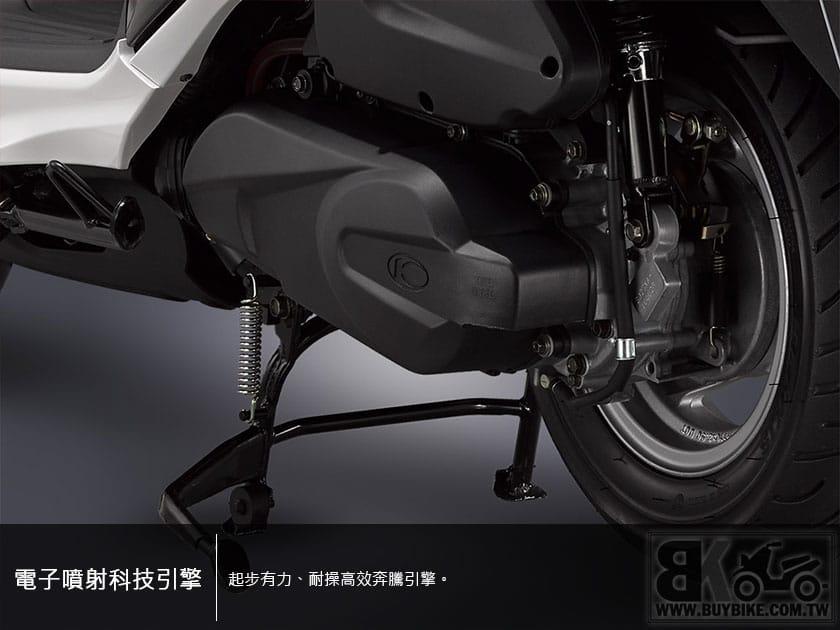 11.電子噴射科技引擎