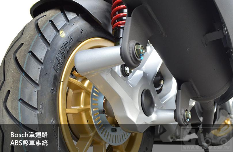 01.Bosch單迴路ABS煞車系統