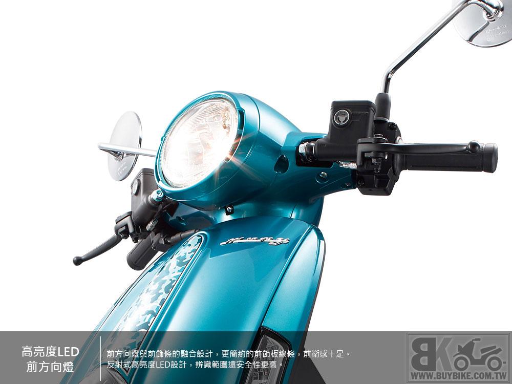 01.高亮度LED前方向燈