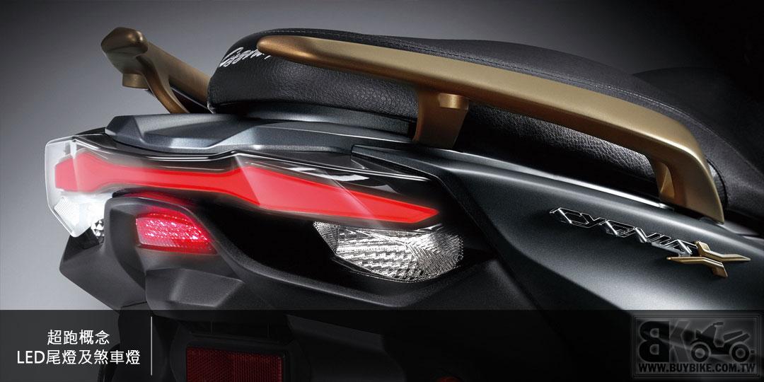 03.超跑概念LED尾燈及煞車燈