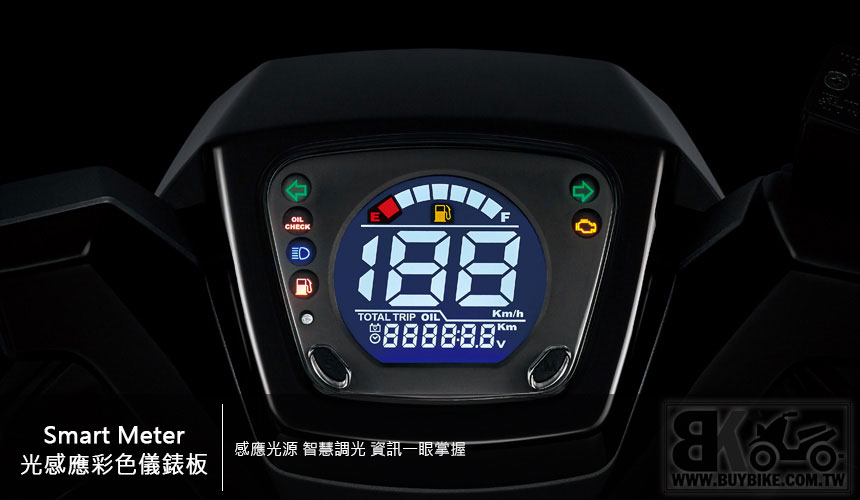 04.Smart-Meter-光感應彩色儀錶板