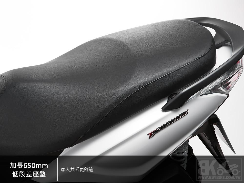 08.加長650mm低段差座墊