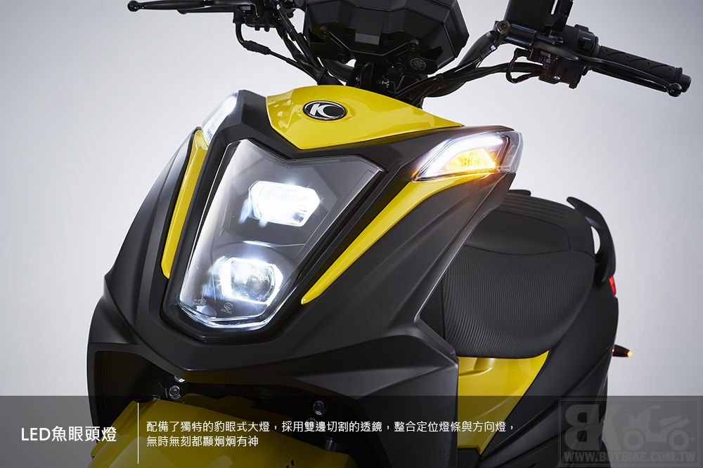 01.LED魚眼頭燈