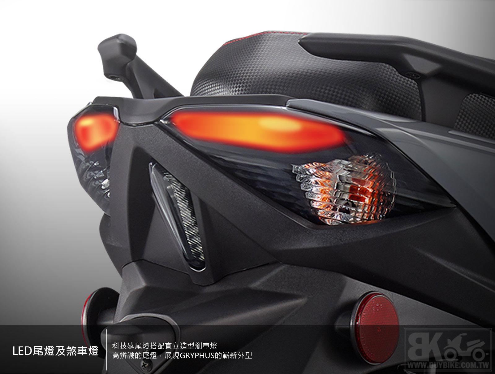 03.LED尾燈及煞車燈