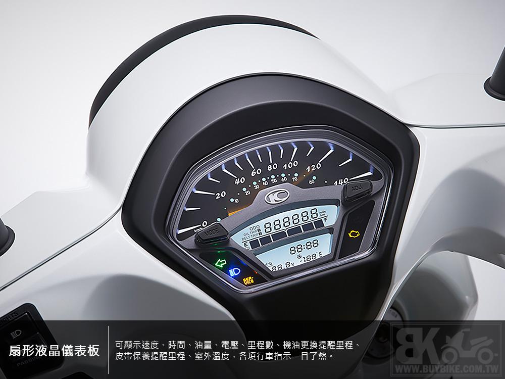 02.扇形液晶儀表板