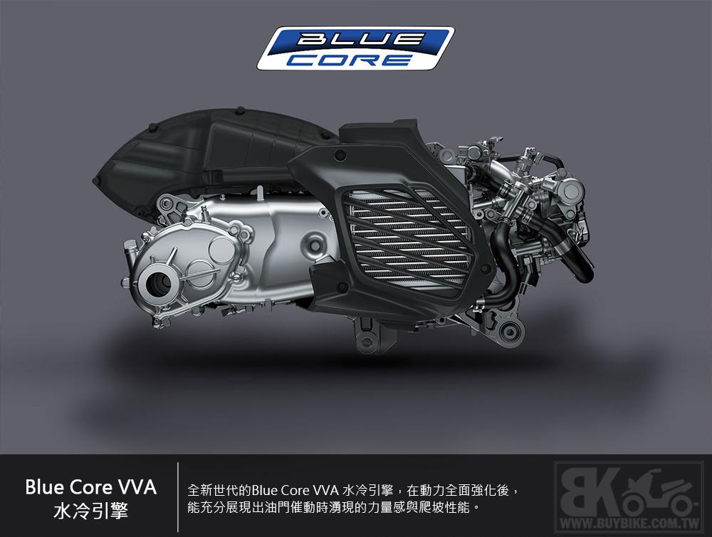 02.新世代Blue-Core-VVA-水冷引擎