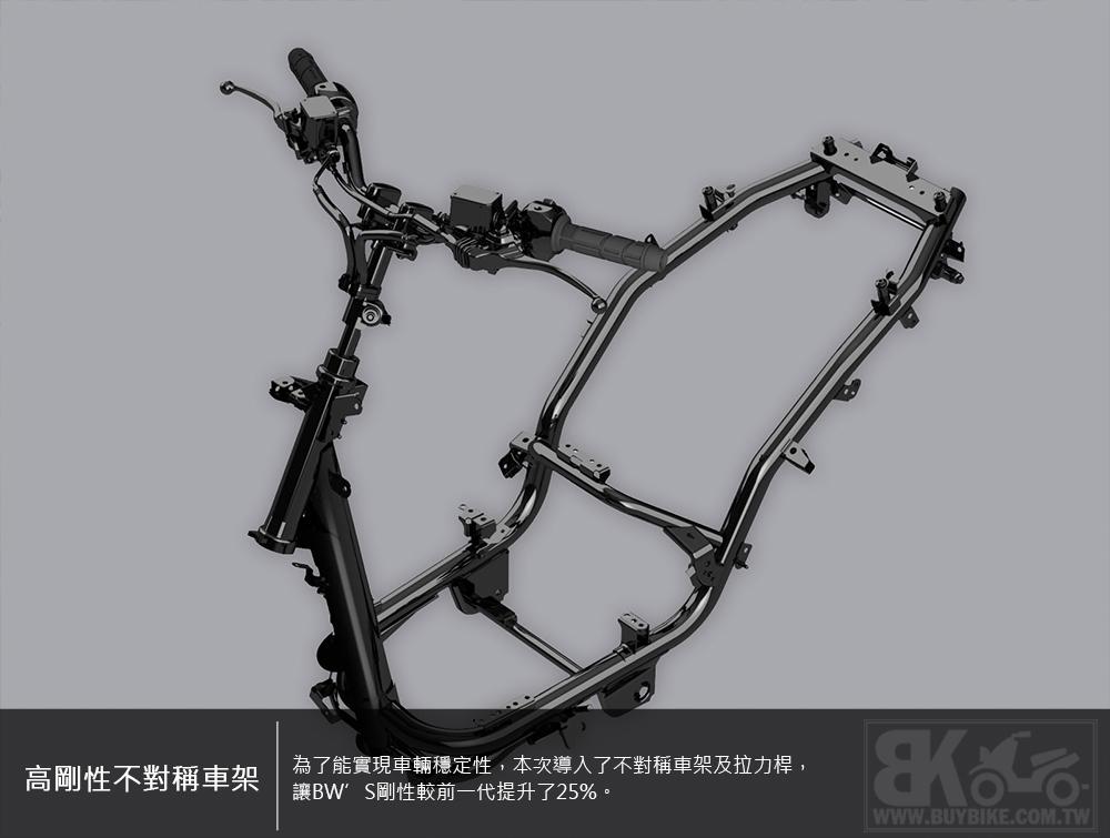 05.高剛性不對稱車架